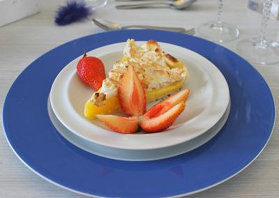 Assiette de dessert de Tifany'S Traiteur